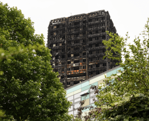 Grenfell tower = passive fire protection failure