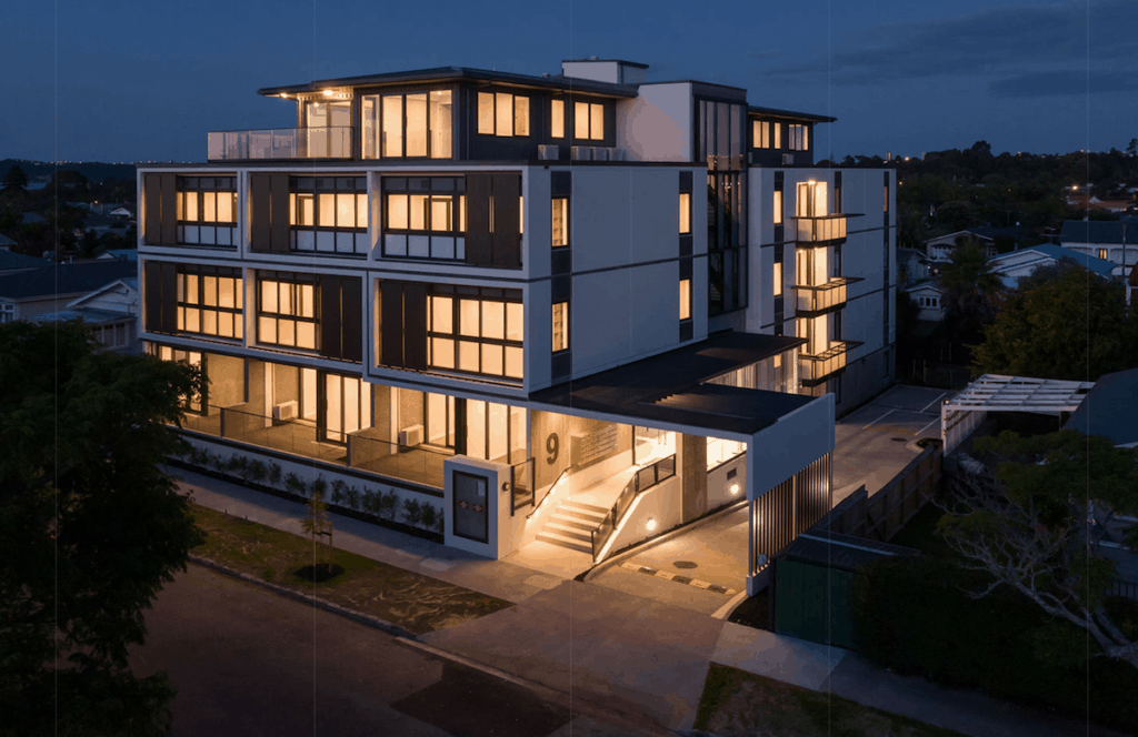 Origin Fire designs fire engineering system for On Point apartments
